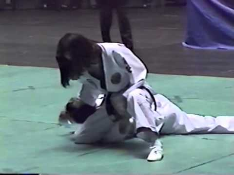 Daehan Hapkido (KHF) demonstration (old VHS material) Image 1