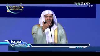 Sister ask What if she do not convert? By Mufti Menk Dubai International Peace Convention Q&A