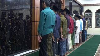SHOLAT TASBEH MALAM NISFU SYA'BAN MASJID PWNU JAWA BARAT