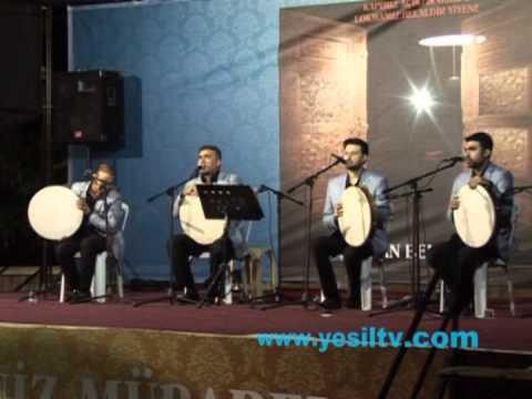 Grup Dergah Karaman Konseri 2013 www.yesiltv.com