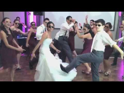Gangnam Style Wedding - Kris and James