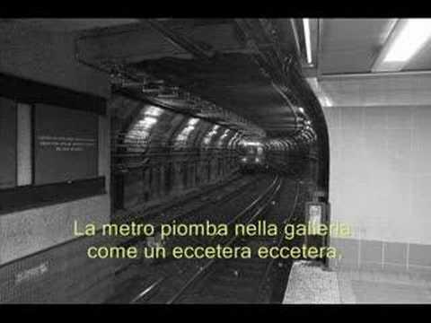 Lucio Battisti - La Metro Eccetera
