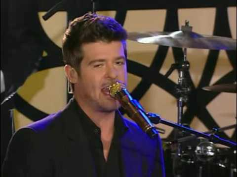 Robin Thicke - Shadow of Doubt