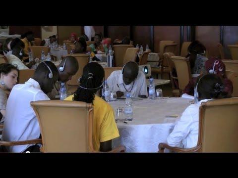 PRB at the 2011 International Conference on Family Planning, Dakar, Senegal