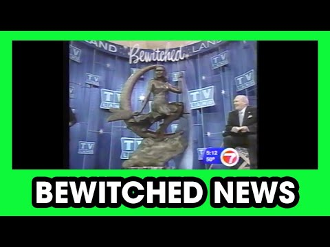 Bewitched Statue News Coverage
