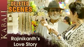 Kabali expresses his love for Kumuthavalli  Kabali Deleted Scenes