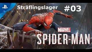 Gameplay Spider-Man Sträflingslager Part 3