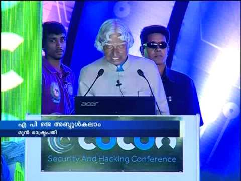 Cyber terrorism is the biggest threat of the country: APJ Abdul Kalam