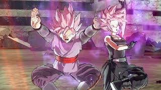 GODLY BODY CHANGE! Ginyu steals Rosé Goku Black