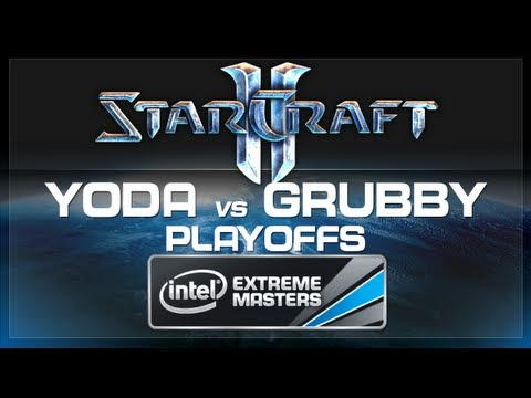 YoDa vs Grubby (Playoffs) - SC2 IEM Katowice