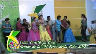 Loma Bonita ya tiene Reinas de la