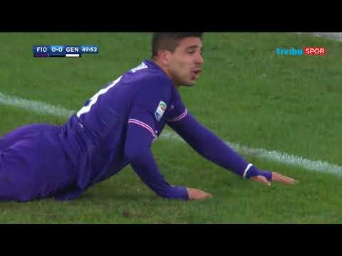 Serie A 17. Hafta | Fiorentina 0-0 Genoa Maç Özeti