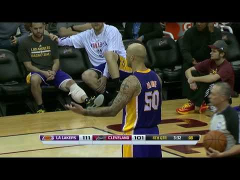 Los Angeles Lakers vs Cleveland Cavaliers | February 5, 2014 | NBA 2013-14 Season