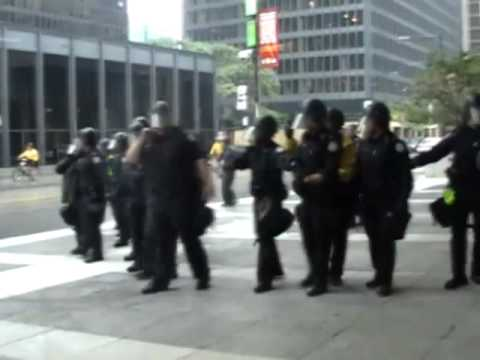 G20 TORONTO --POLICE ARRESTS/ABUSES Protest Anthem: WHOSE STREETS? OUR STREETS!