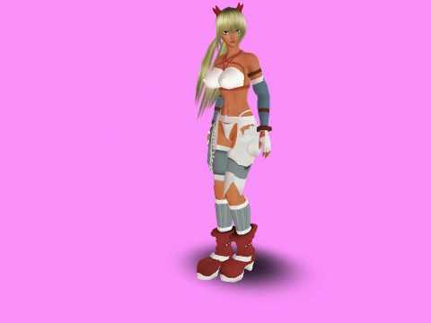 Ayumi XBlades demo AG3 mod 人工少女3
