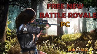 TOP 8 BEST - (NEW) FREE AMAZING BATTLE ROYALE GAMES FOR LOW & HIGH PC 2018