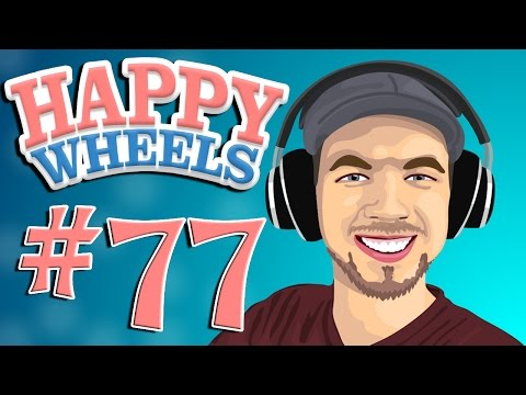 THE HUMAN YO-YO | Happy Wheels - Part 77