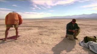 Das Survival-Duo - Urin-Hut