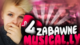 4 ZABAWNE MUSICAL.LY