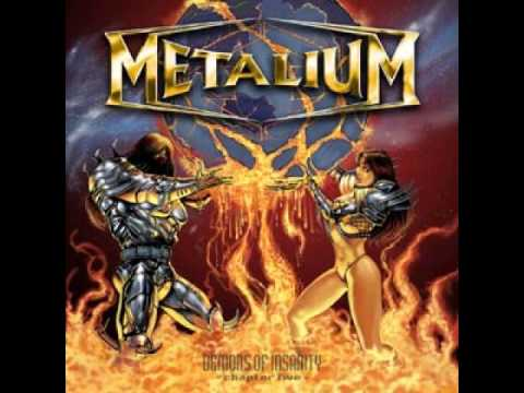 Metalium - Ride On