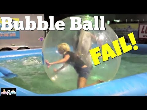 Bubble Girl Fail