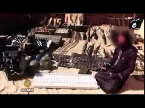 ISIL affiliated group claim Sinai attack latest video