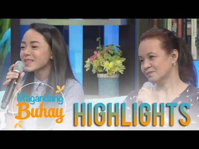 Magandang Buhay: Sheena shares her experience with their family canteen
