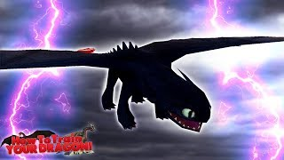 HOW TO TRAIN YOUR DRAGON - WHAT DRAGON IS THAT?! #22 w/ Little Lizard