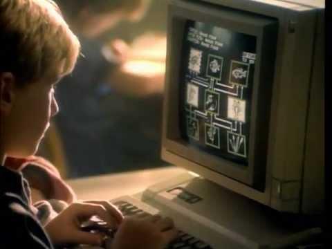 Apple computer ad 1985 JH