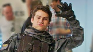 Maze Runner 3 SUPERCUT - all clips, bloopers, outtakes, trailers and more (2018)