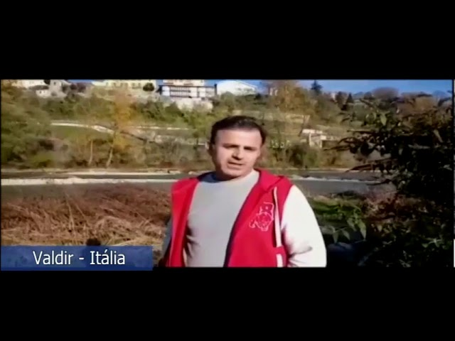 Amigos do Papo: Valdir - Itália