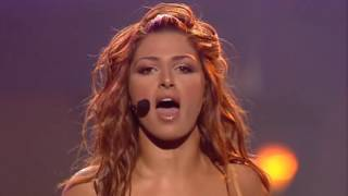 Helena Paparizou   My Number One Greece The Grand Final ESC Kiev 2005 HD 1080p