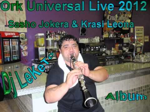 Ork Universal Alioshata Live Balada 2012 Dj LeKeTo