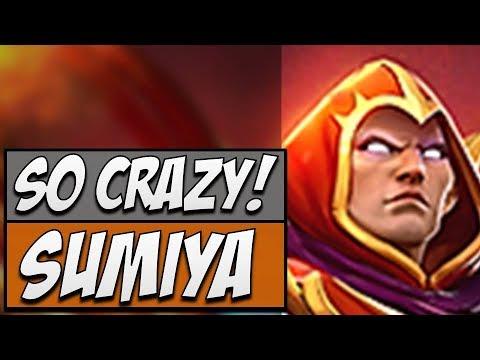 Sumiya Invoker - 6591 Matches | Dota 2 Gameplay