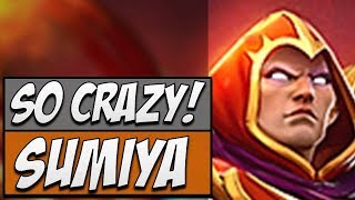 Sumiya Invoker - 6591 Matches | Dota 2 Gameplay