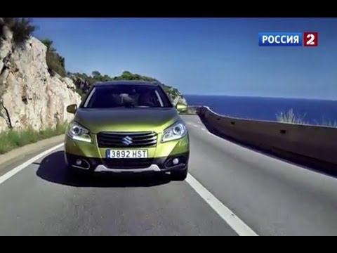 Тест-драйв Suzuki SX4 S-Cross