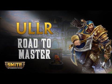 SMITE! Ullr, Yo no pierdo la esperanza! Road To Master Conquest S5 #12