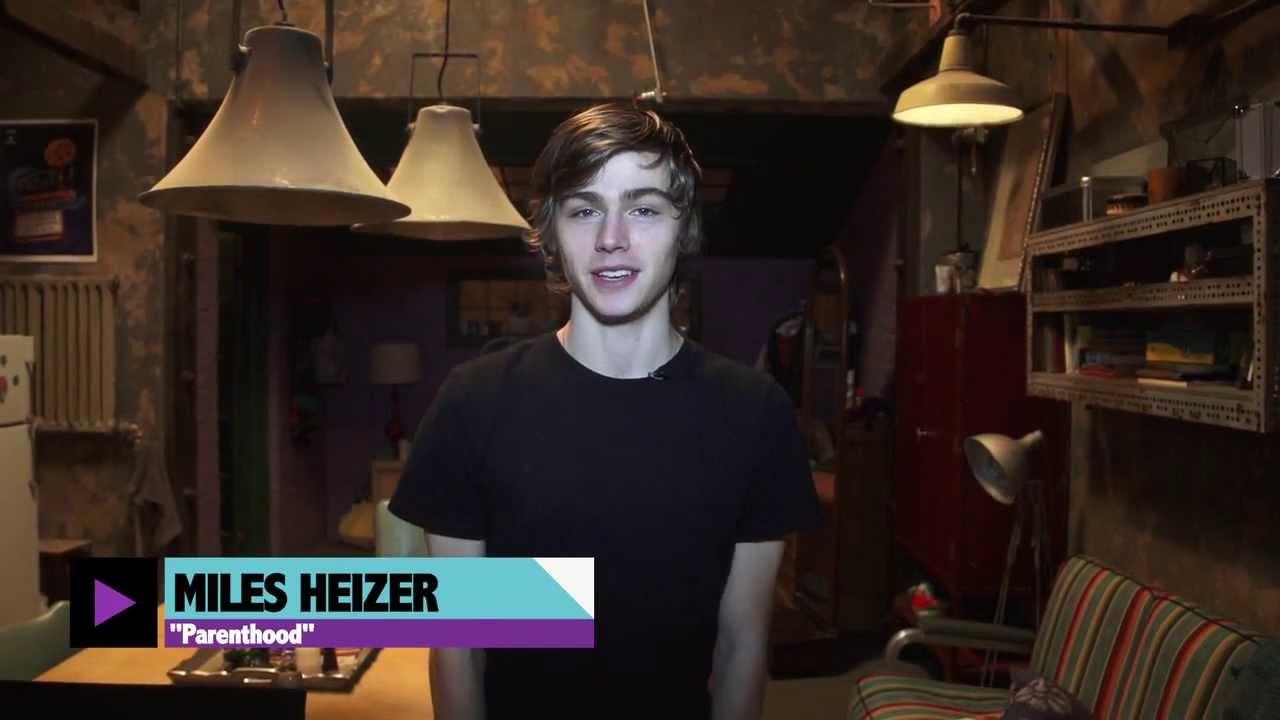 Bathroom shower idea - Parenthood Set Tour From Miles Heizer Youtube