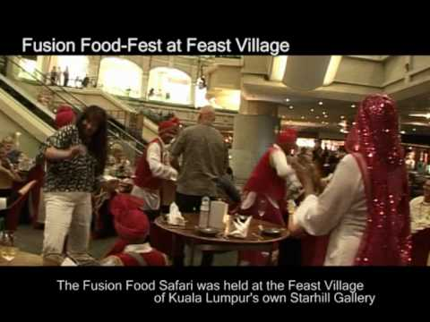Fusion Food-Fest at Feast Village