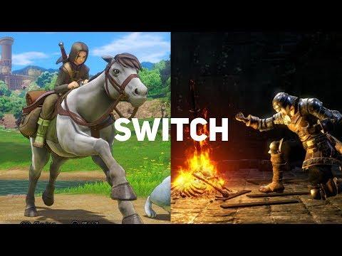 7 самых ожидаемых игр для Nintendo Switch