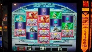 The Enchantment - BIG WIN again so soon?  Slot Bonus Round Free Spins
