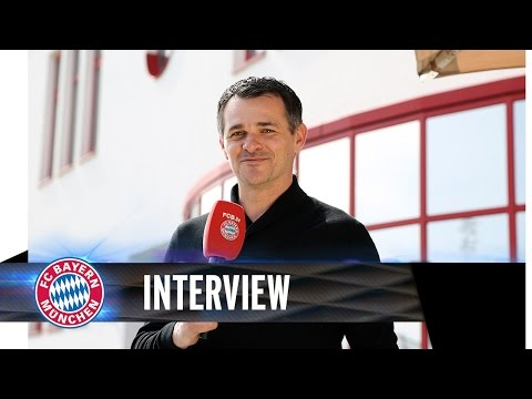 Ein alter Bekannter: Willy Sagnol im Interview