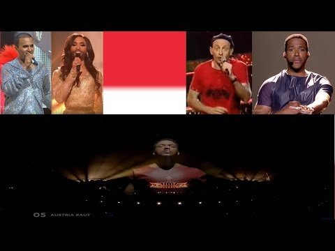 Austria in Eurovision - My Top 15 (2000-2019)!