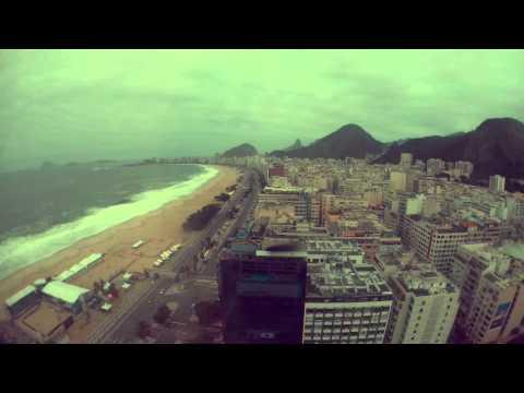 #RioOpen 2015 FIVB World Tour time lapse