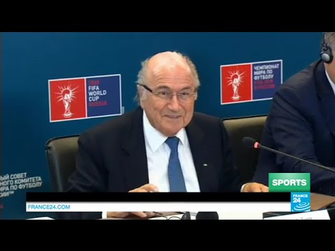 Blatter on 2018 Russia World Cup boycott: 'FIFA stands strong behind Russia'