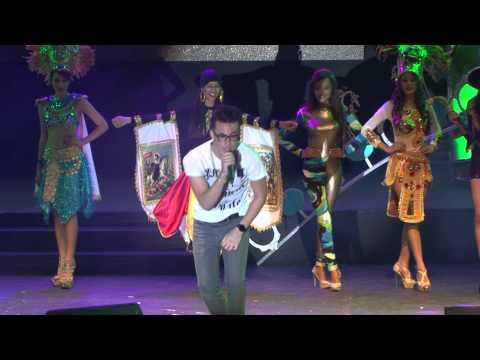 Johnny Sky Carnaval Vegano Presentacion Completa