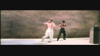 Return of the Dragon - Bruce Lee vs Chuck Norris