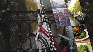 Trip to Hildesheim, Hannover, Hamburg & Amsterdam (Short Intro)