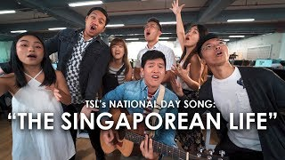 "WE WROTE A NEW NDP SONG! | ""The Singaporean Life"""