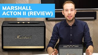 Marshall Acton II with Google Assistant: The Retro Bluetooth Speaker (review)